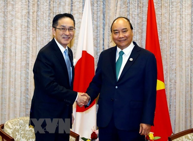 Prime Minister hails Japanese investors' operation in Vietnam hinh anh 1
