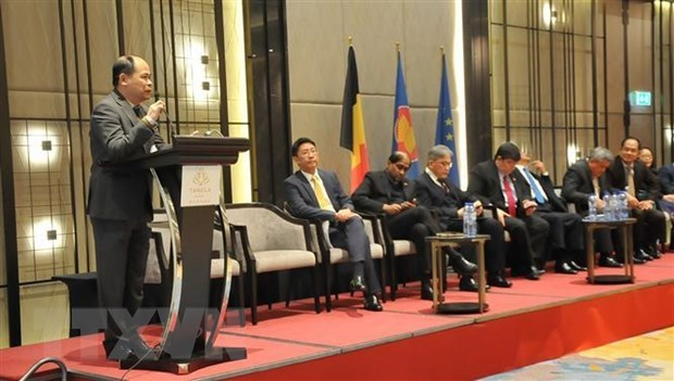 EVFTA to create new opportunities for Vietnam: official hinh anh 1