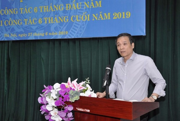 Vietnam's insurance industry keeps thriving in first half of 2019 hinh anh 1