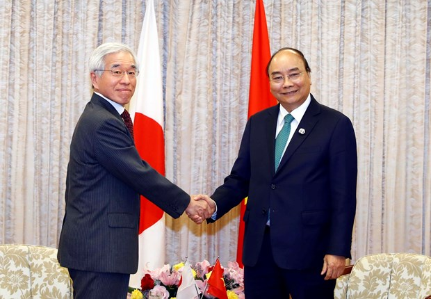 Prime Minister hails Japanese investors' operation in Vietnam hinh anh 3