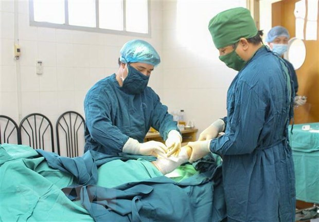 Patients get free surgical operations hinh anh 1