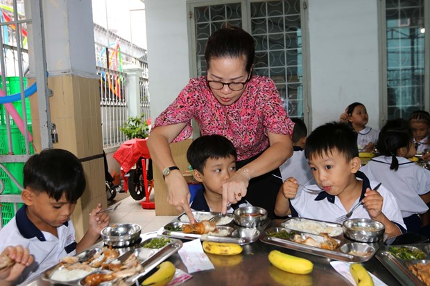 Service package launched to prevent child labour, abuse hinh anh 1