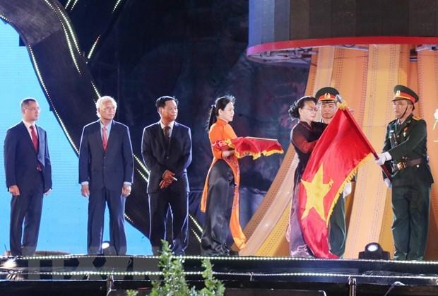 Phu Yen marks 30th anniversary of re-establishment hinh anh 1