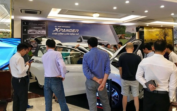 Automotive industry expected to get stronger hinh anh 1