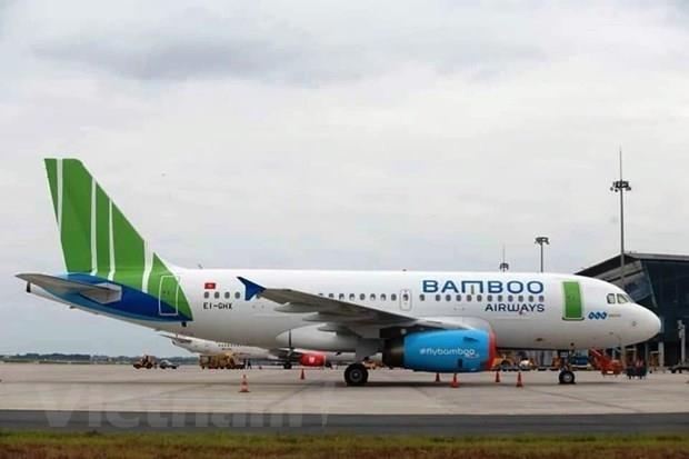 Bamboo Airways to start construction of aviation training centre this month hinh anh 1