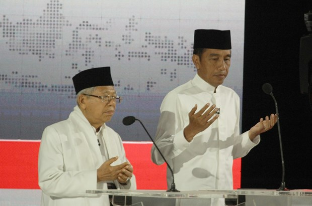 Joko Widodo officially named winner of Indonesia's presidential poll hinh anh 1