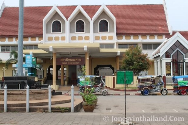 Thailand, Laos step up transport connectivity hinh anh 1