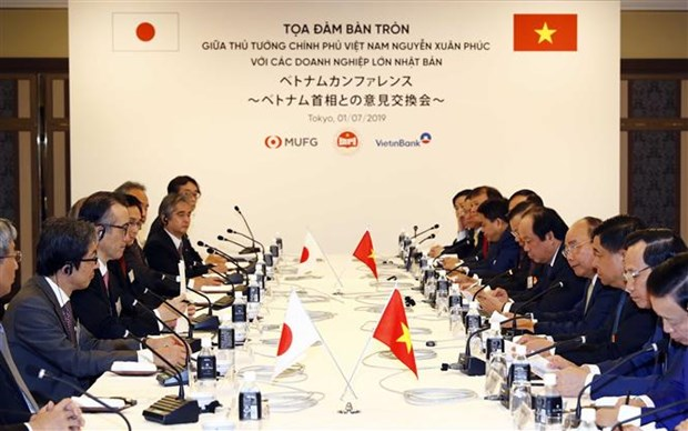 Vietnam welcomes high-quality projects from Japan: PM hinh anh 1