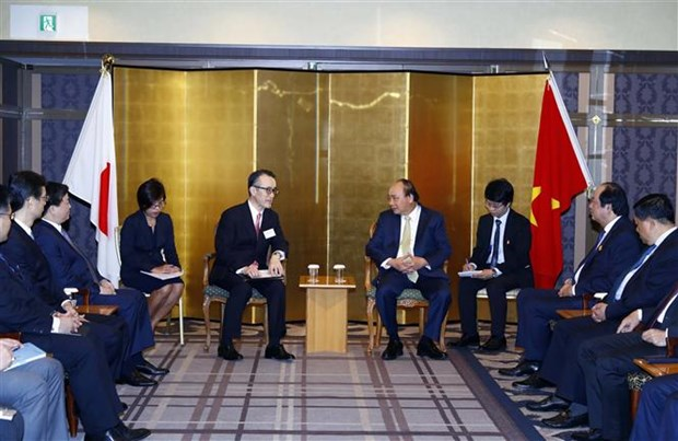 Vietnam welcomes high-quality projects from Japan: PM hinh anh 2