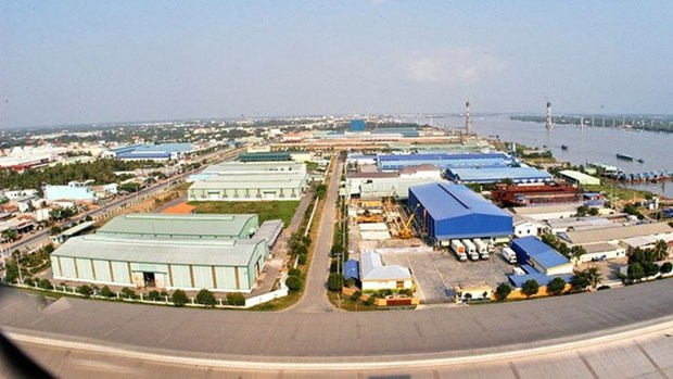 Tien Giang's exports grow over 11.3 percent in H1 hinh anh 1