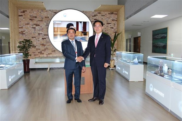 Vietnam learns from RoK's anti-corruption prevention hinh anh 1