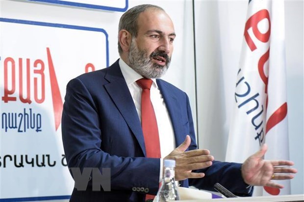Armenian Prime Minister to pay official visit to Vietnam hinh anh 1