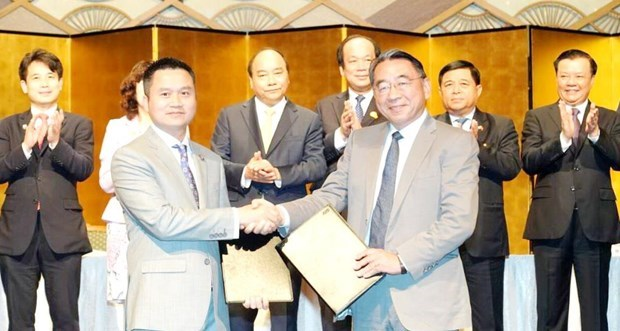 Vietnamese, Japanese firms cooperate in LNG & Gas research hinh anh 1