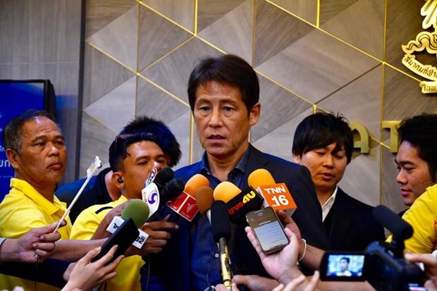 Thai football team has new Japanese head coach hinh anh 1