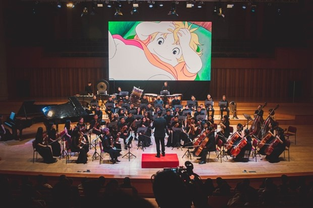 Artists to perform songs from famous anime hinh anh 1