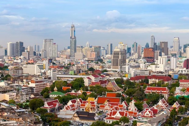 Thailand promotes smart city development project hinh anh 1
