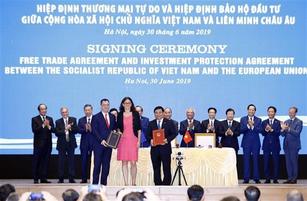 Japanese firms: EVFTA opens up investment opportunities in Vietnam hinh anh 1