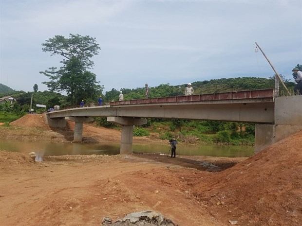 More bridges built across Vietnam hinh anh 1
