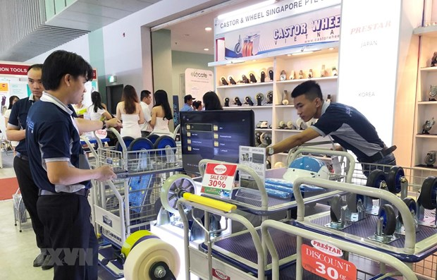 MTA Vietnam returns to HCM City hinh anh 1