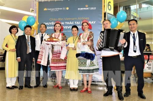 Vietnam Airlines moves operations to Sheremetyevo Airport hinh anh 1
