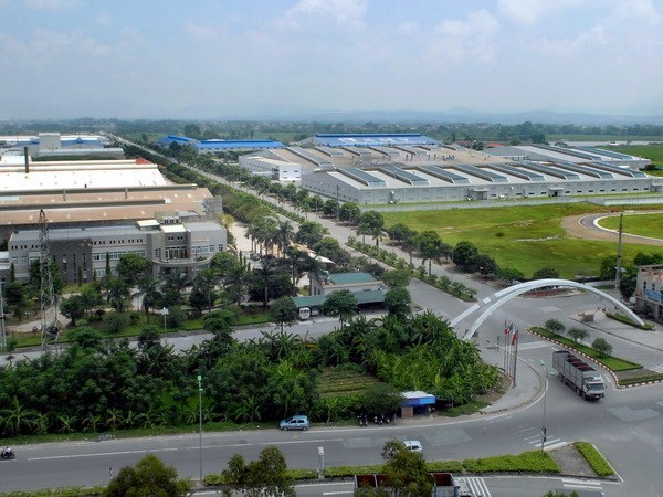 Occupancy rate at industrial parks averages 74 percent hinh anh 1
