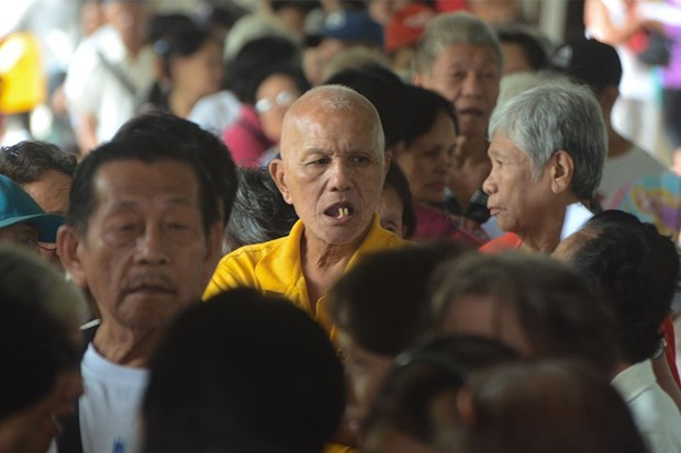 Philippines faces aging society: study hinh anh 1