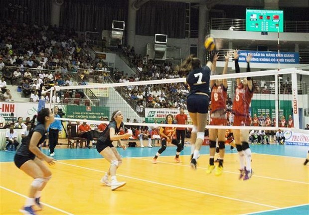 13 teams to compete at Asian women's U23 volleyball tourney hinh anh 1
