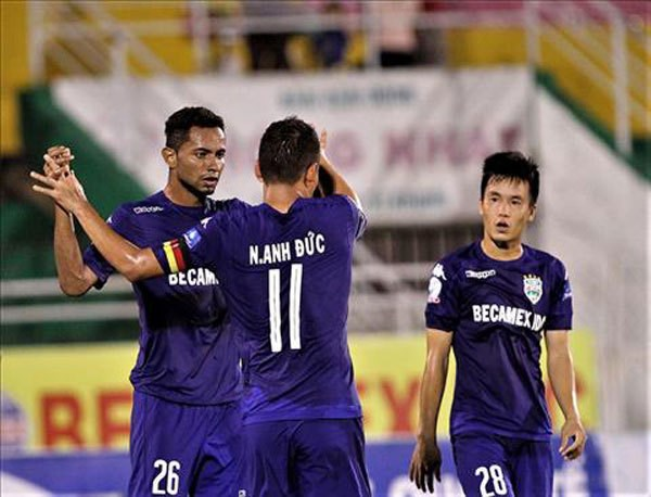 Binh Duong, Hanoi to meet in AFC Cup ASEAN Zonal finals hinh anh 1