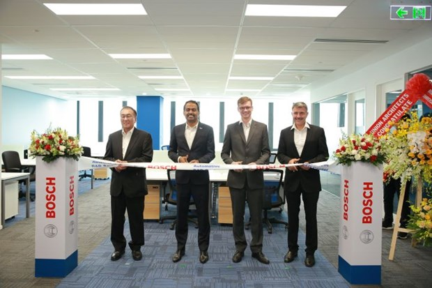 Bosch Vietnam sees growing R&D operations hinh anh 1