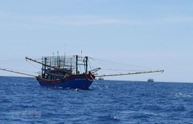 Citizen protection measures carried out for detained fishermen hinh anh 1