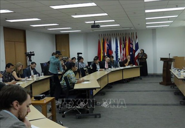 Press conference spotlights ASEAN's role in Indo-Pacific hinh anh 1