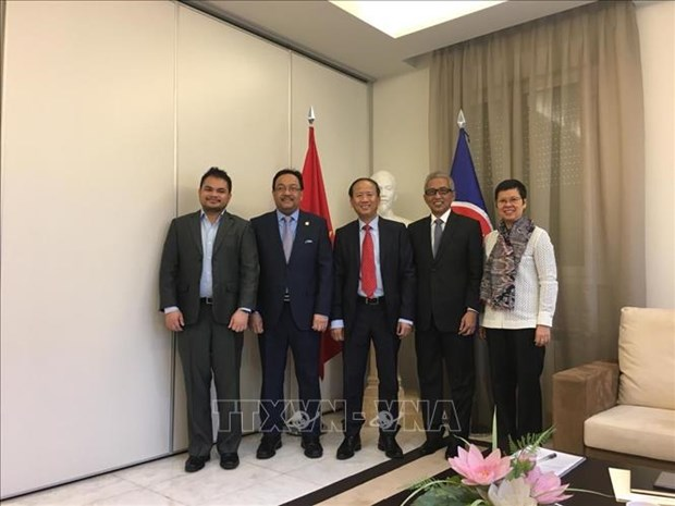 Vietnam fulfills role of ASEAN Committee's Chair in Spain hinh anh 1