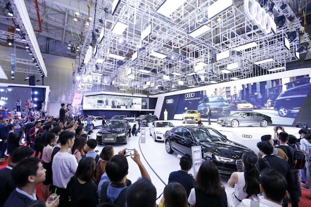 Renowned automobile brands to join Vietnam Motor Show 2019 hinh anh 1
