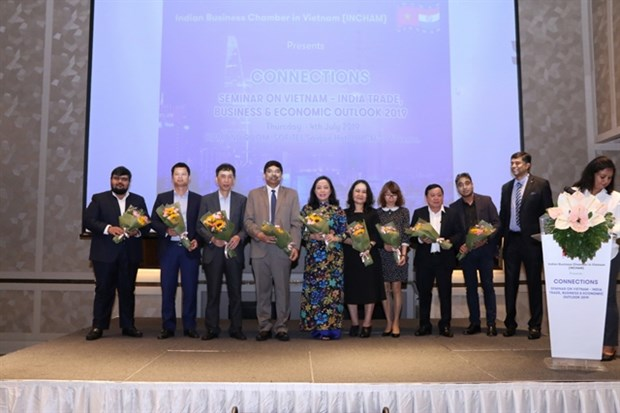 Seminar discusses Vietnam-India business opportunities hinh anh 1