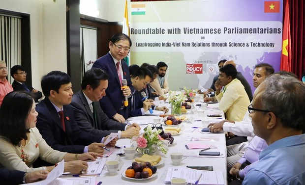 Workshop discusses Vietnam – India sci-tech collaboration hinh anh 1