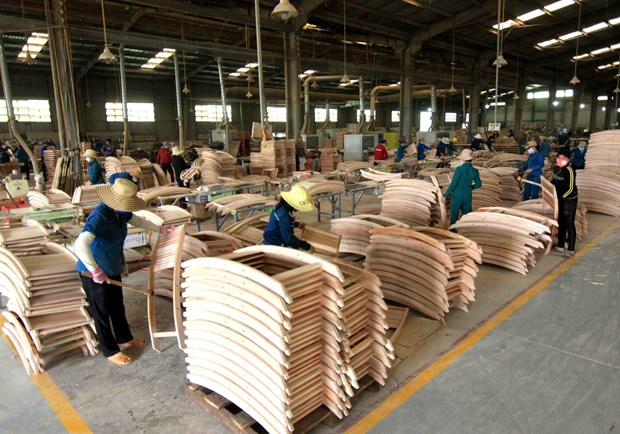 Forestry sector urged to fulfil exports goal of 11 bln USD hinh anh 1