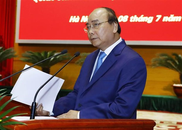 Army significantly contributes to socio-economic development: PM hinh anh 1