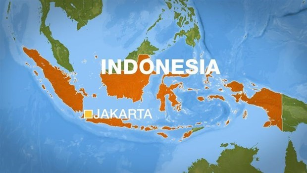 Strong quake hits eastern Indonesia, tsunami alert lifted hinh anh 1