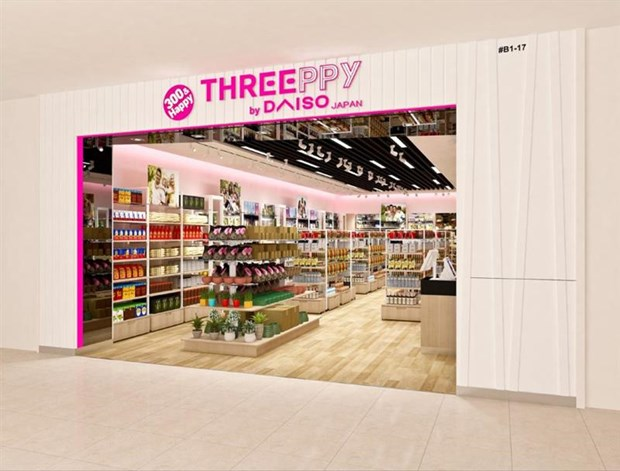 Singapore to have first 300-yen single price store hinh anh 1