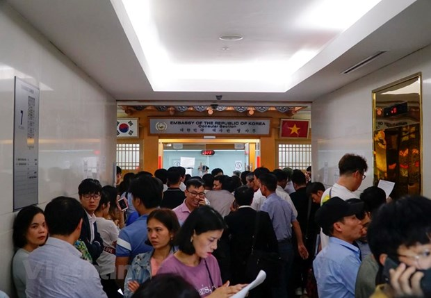 RoK restricts five-year visas for Vietnamese citizens hinh anh 1