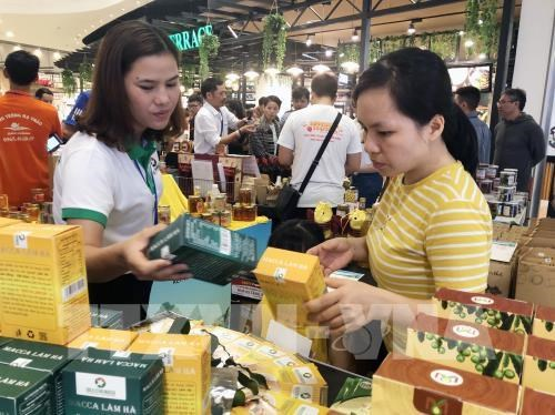 Da Lat – Lam Dong Products Week opens in HCM City hinh anh 1
