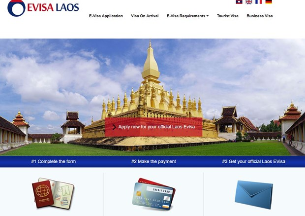 Laos launches e-visa service in Vientiane hinh anh 1
