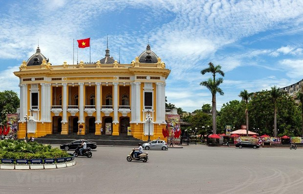 """Hanoi to celebrate 20 years of winning title """"City for peace"""" hinh anh 1"""
