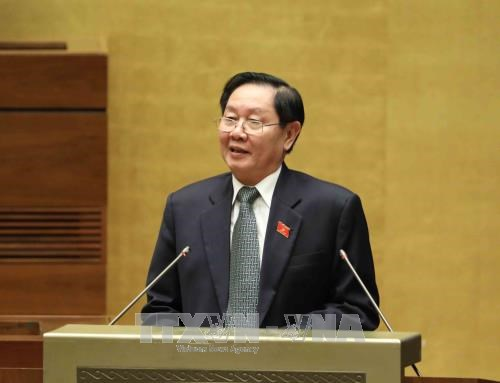 Laos keen to learn from Vietnam's State apparatus experience hinh anh 1