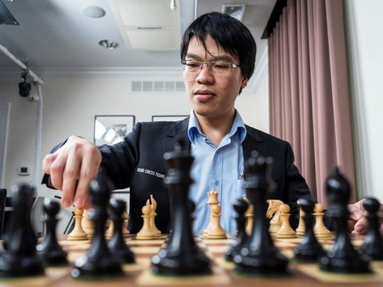 Grandmaster Le Quang Liem wins World Open chess tournament hinh anh 1