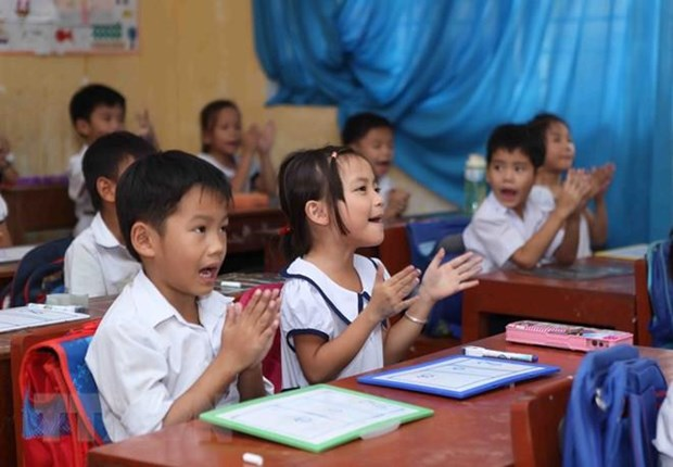 Dong Nai pilots programme to give pre-schoolers sex education hinh anh 1