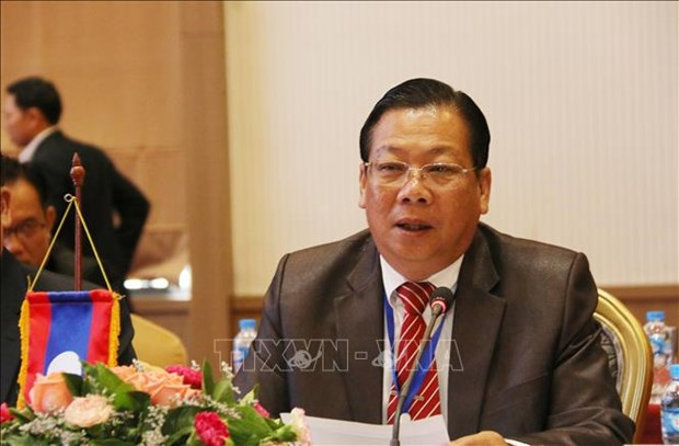 Vietnam, Laos review crime fight hinh anh 1