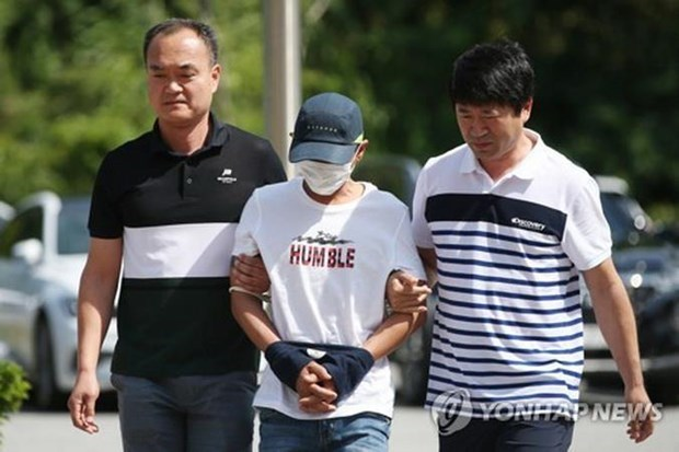 Vietnamese Embassy in RoK protects citizen in violence case hinh anh 1