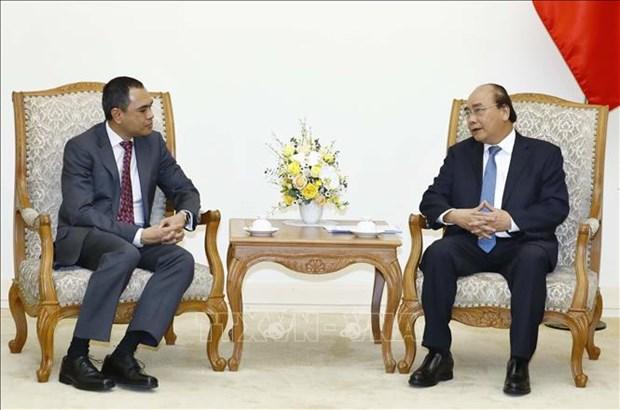 Prime Minister bids farewell to Malaysian Ambassador hinh anh 1