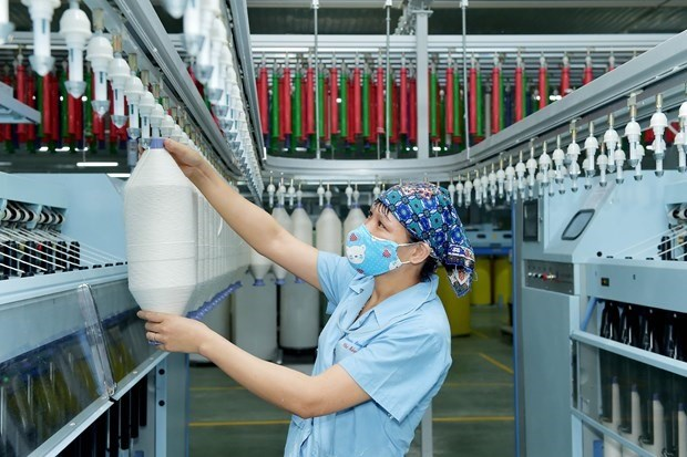Apparel industry suffers due to lack of competitive dyeing, fabric segments hinh anh 1